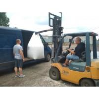 Щебень мраморный в биг-беге (фр. 10-20 мм.) 1 тонна / 1000 кг.